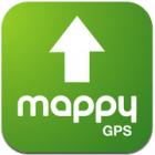 Mappy GPS Free : une application GPS hors ligne gratuite