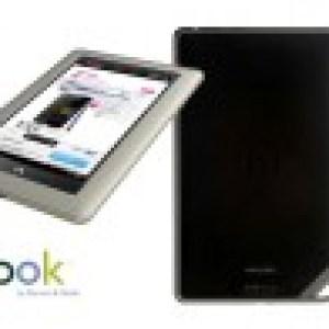 Vente flash Qoqa : La Nook Tablet à 249 euros
