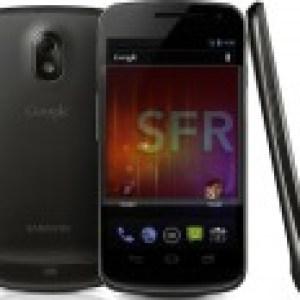 SFR va finalement fournir une méthode gratuite et immédiate de désimlockage pour les Galaxy Nexus nus