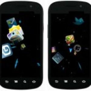 Une animation cachée a été découverte sous Android ICS
