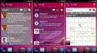 Wizz, un panel de widgets sur un style très ICS