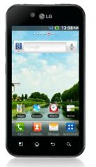 LG Optimus Black (P970) : Gingerbread officiellement déployé avec la version V20N