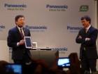 CES 2012 : Panasonic présente une tablette ToughBook ultra-résistante et connectée