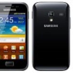 Un nouveau né : le Samsung Galaxy Ace Plus