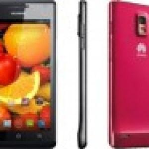 Huawei Ascend P1 S, à son tour d'être le plus fin mobile au monde
