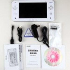 Que vaut la console portable Jinxing JXD S7100 sous Android ?