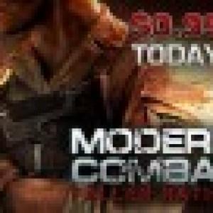 Grosse promotion pour Modern Combat 3 : Fallen Nation
