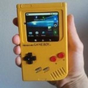 Motorola Flipout : transformez-le en Game Boy