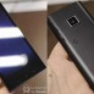 Des photos du Panasonic Eluga : le premier smartphone de la marque qui sera vendu en Europe