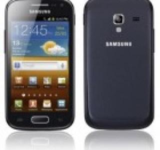 Samsung vient d'annoncer les Galaxy Ace 2 et Galaxy Mini 2