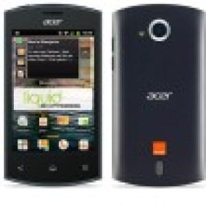 Test de l'Acer Liquid Express : NFC et petit prix !