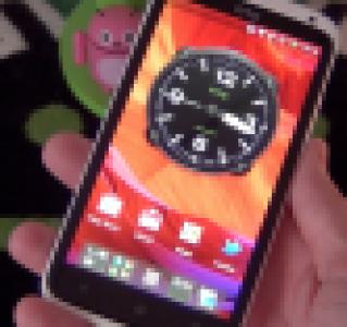 Test vidéo du HTC One X