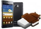 Galaxy S II : Ice Cream Sandwich est en cours de déploiement sur le GT-i9100G (màj)