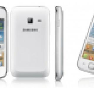 Samsung Galaxy Ace Duos, un Ace a double-SIM !