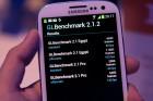 Samsung Galaxy S III, les résultats finaux sur les différents benchmarks