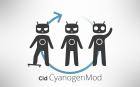 CyanogenMod : CM10 et Jelly Bean