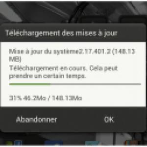HTC One X : Sense 4.1 est déployé en France