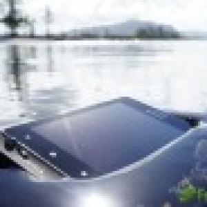 Test du Sony Xperia go, un smartphone résistant à l'eau et au sable !