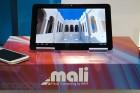 Démonstration vidéo des prouesses graphiques de la puce Mali-T604