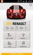 L'application MyRenault simplifie la vie des conducteurs