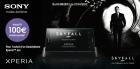 Jusqu'à 100 € remboursés pour l'achat d'un Sony Xperia Ion