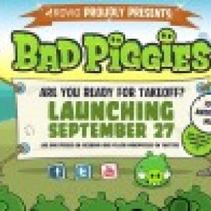Bad Piggies, un trailer dévoilé pour la suite de Angry Birds