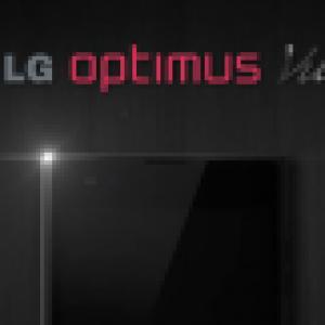 Le LG Optimus Vu arrive timidement en France
