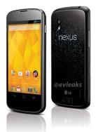 LG met en ligne le manuel d'utilisation du Nexus 4 : versions 8 et 16 Go, chargement par induction et microSIM