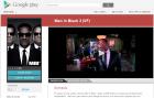 Play Films : Google lance l'achat de films au Canada, au Royaume-Uni, en France, en Espagne et en Australie