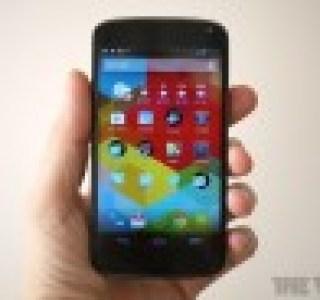 Test du LG Nexus 4 : aperçu de l'avis de The Verge
