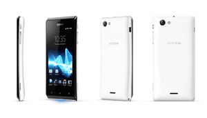 Test du smartphone Android Sony Xperia J (ST26i)