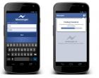 LeWeb'12 : Facebook Messenger accessible sans compte «Facebook»