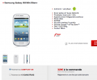 Free Mobile référence le Samsung Galaxy S3 Mini