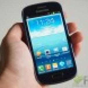 Test du Samsung Galaxy S3 mini