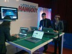 LeWeb'12 : Découvrez le stand de Google en vidéo