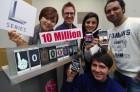 LG annonce avoir vendu 10 millions de smartphones Android de la série L