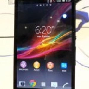 Sony Xperia Z : tous les détails sur sa disponibilité et son prix