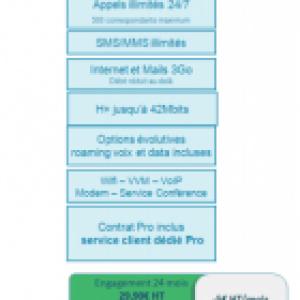 Bouygues Télécom Entreprises dévoile le forfait Digital Pro à partir de 24,90 euros HT