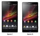 [Fuite] aperçu des Sony Xperia Z et ZL prévus au CES