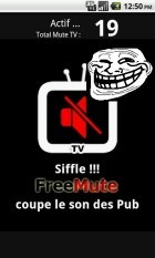 FreeMute, l'anti-pub TV