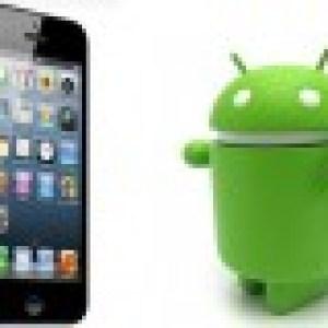 Parts de marché smartphone : Malgré l'iPhone, Android résiste bien !