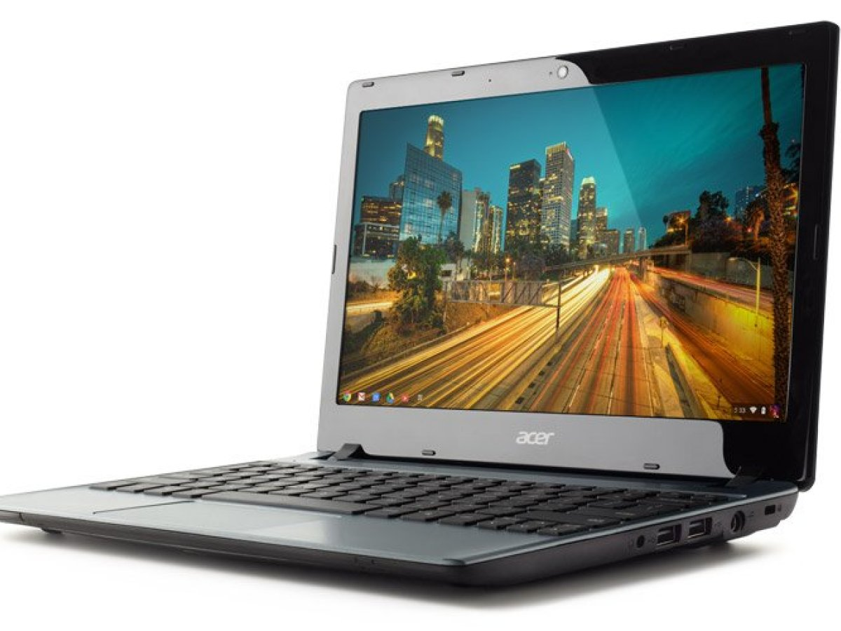 Le Chromebook Acer C7 est disponible en France