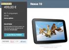 Nexus 4 et Nexus 10 : encore des stocks sur le Play Store