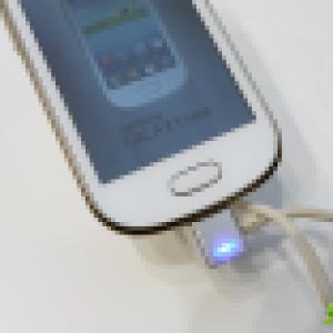 Prise en main du Samsung Galaxy Fame, un mini smartphone pour un mini budget
