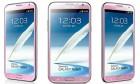 Le Samsung Galaxy Note II s'habille en rose pour la St-Valentin ?
