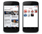 La nouvelle version d'Opera pour Android est disponible en bêta