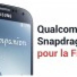 En France, le Samsung Galaxy S4 sera équipé d'un Qualcomm Snapdragon 600 dans un premier temps