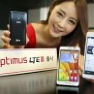 LG officialise l'Optimus LTE III en Corée