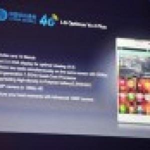 LG, un Optimus Vu 2 Plus arrive en Chine