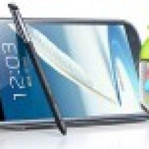 Mise à jour du Samsung Galaxy Note 2 en 4.1.2 chez Bouygues Telecom